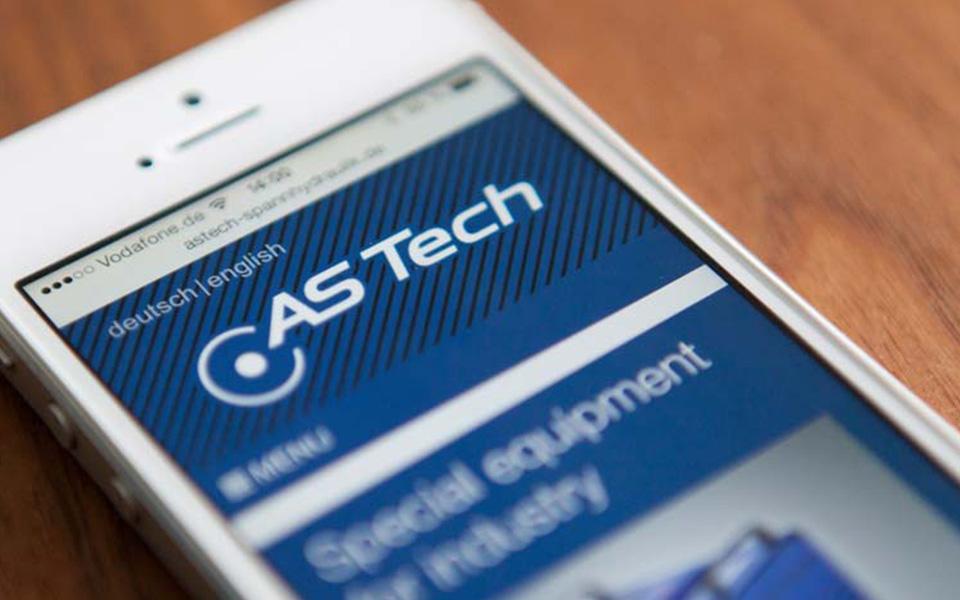 Webseiten und Webentwicklung AS-Tech GmbH