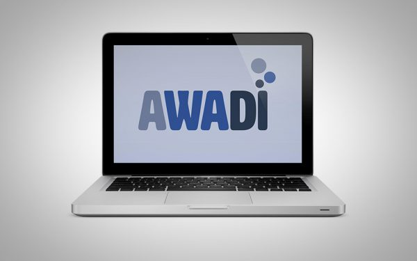 Corporate Design AWADI App