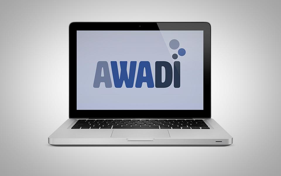 Logoentwicklung AWADI App, registriertes Warenzeichen