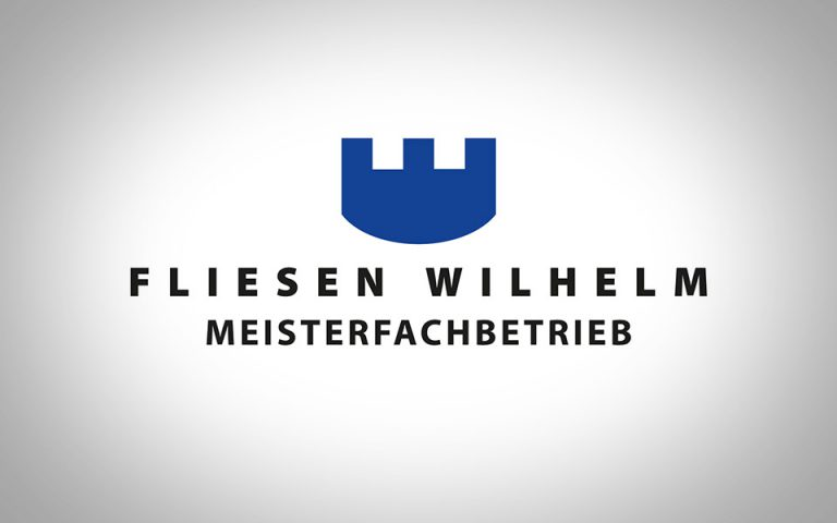 Corporate Design Fliesen Wilhelm