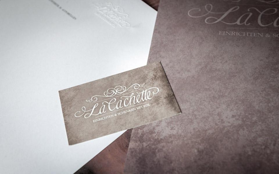 Corporate Design La-Cachette
