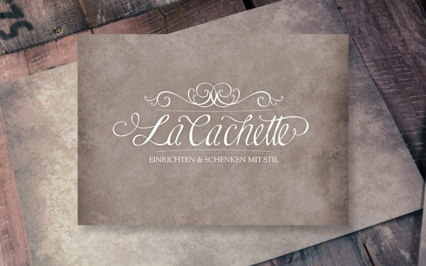 Corporate Design La-Cachette