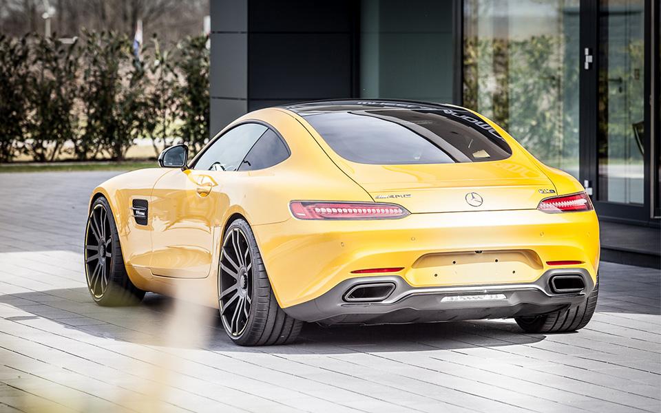 Fotografie Mercedes-Benz BÄHR
