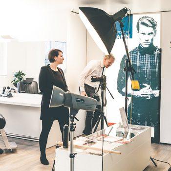 Fotografie Heinsberg, Orths Medien