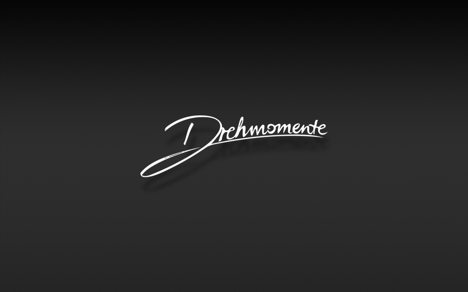 Drehmomente Videoproduktion, Logoentwicklung