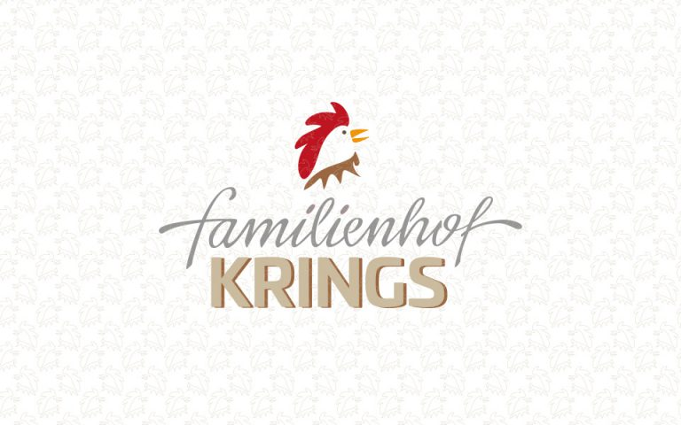 Corporate Design Familienhof KRINGS
