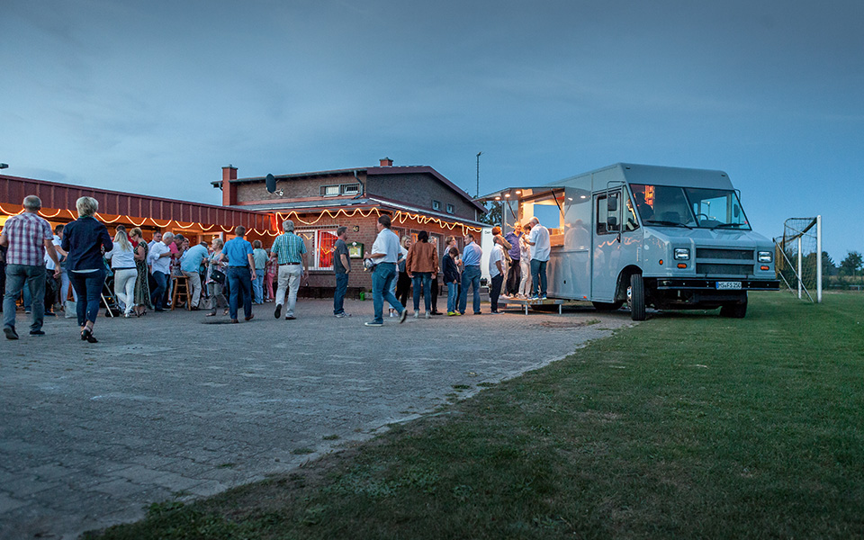 Fotografie Father&Son Foodtruck