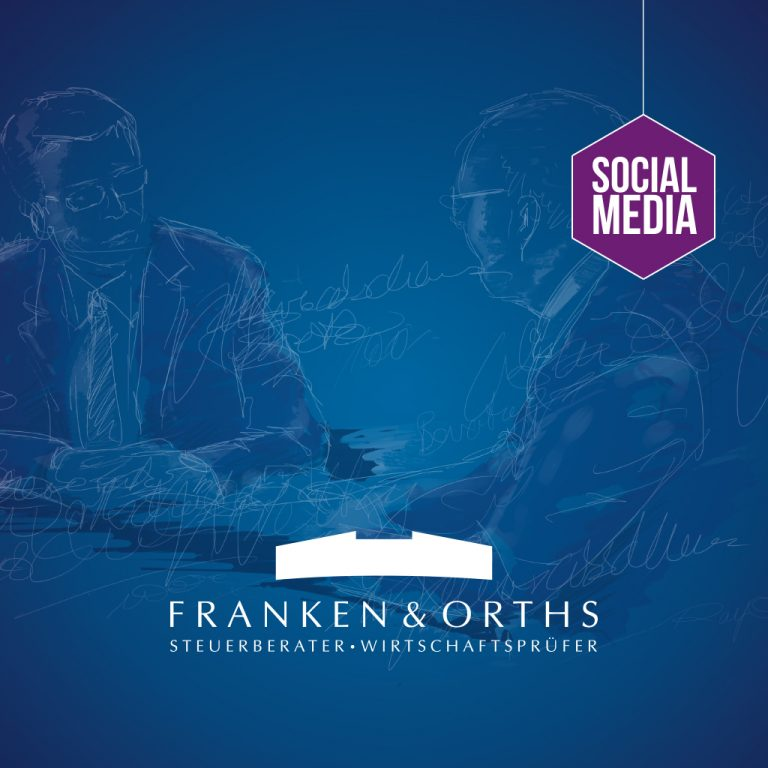Social Media Steuerberater Franken & Orths