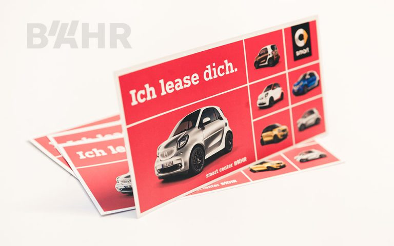 Printmedien Mercedes-Benz BÄHR