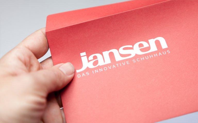 Printmedien Schuhhaus Jansen