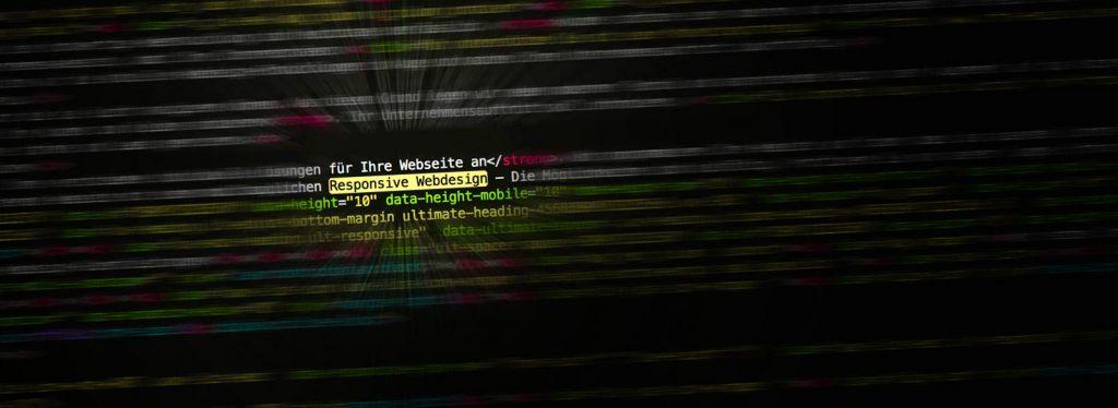 mobiloptimierte Webseite