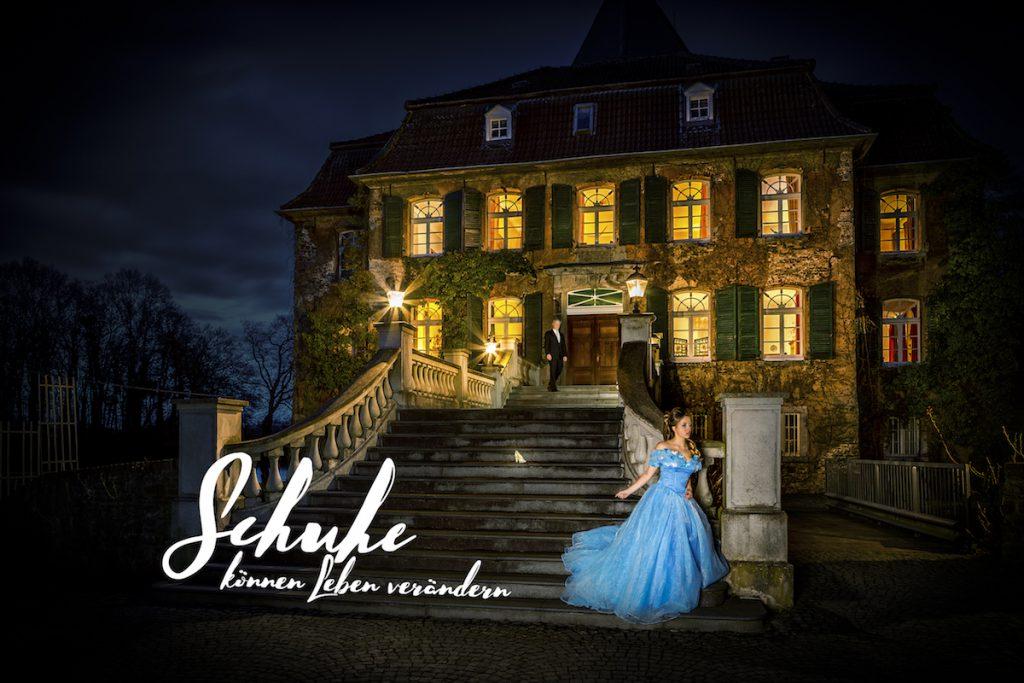 Kann sich sehen lassen: Unser Ergebnis für das Kampagnenfoto für das Schuhhaus Jansen. (© Orths Medien GmbH)