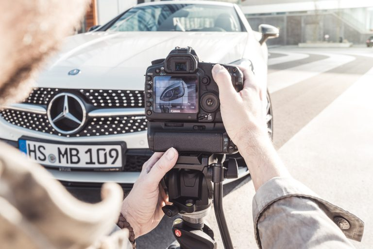 Mercedes-Benz Automotive Videoproduktion