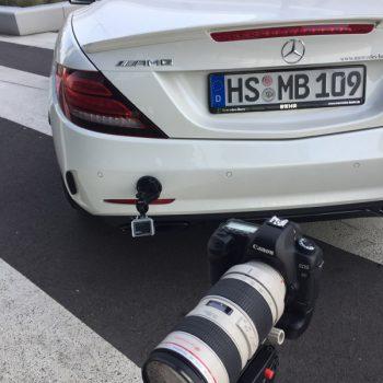 Auch die GoPro kam zum Einsatz. (© Orths Medien GmbH)