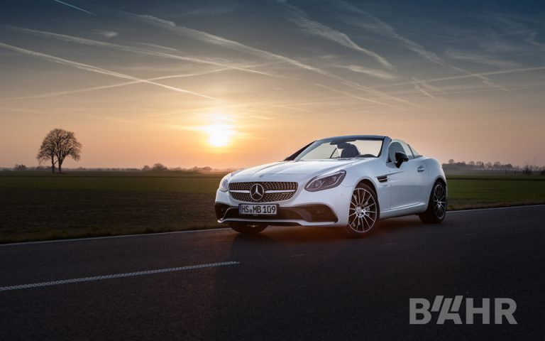 Mercedes-Benz Automotive Fotografie