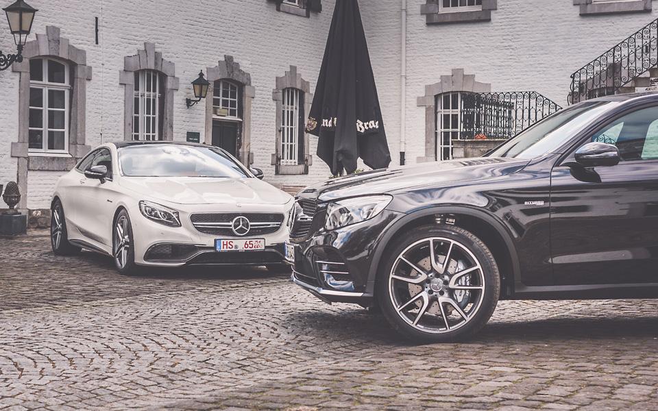 Für Mercedes BÄHR durften wir wieder viele Foto- und Videoproduktionen fahren. (© Orths Medien GmbH)