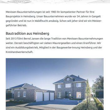 Die neue Webseite macht in der Mobilansicht auch eine gute Figur. (© Orths Medien GmbH)