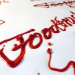 Mit leckerem Ketchup schreiben! (© Orths Medien GmbH)