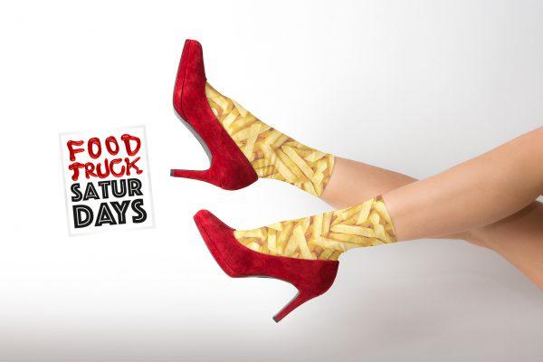Foodtruck Saturdays Kampagne
