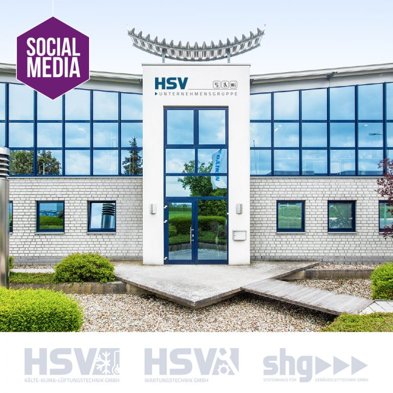 HSV Unternehmensgruppe, Social Media Marketing