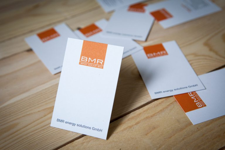Printmedien BMR energy solution GmbH