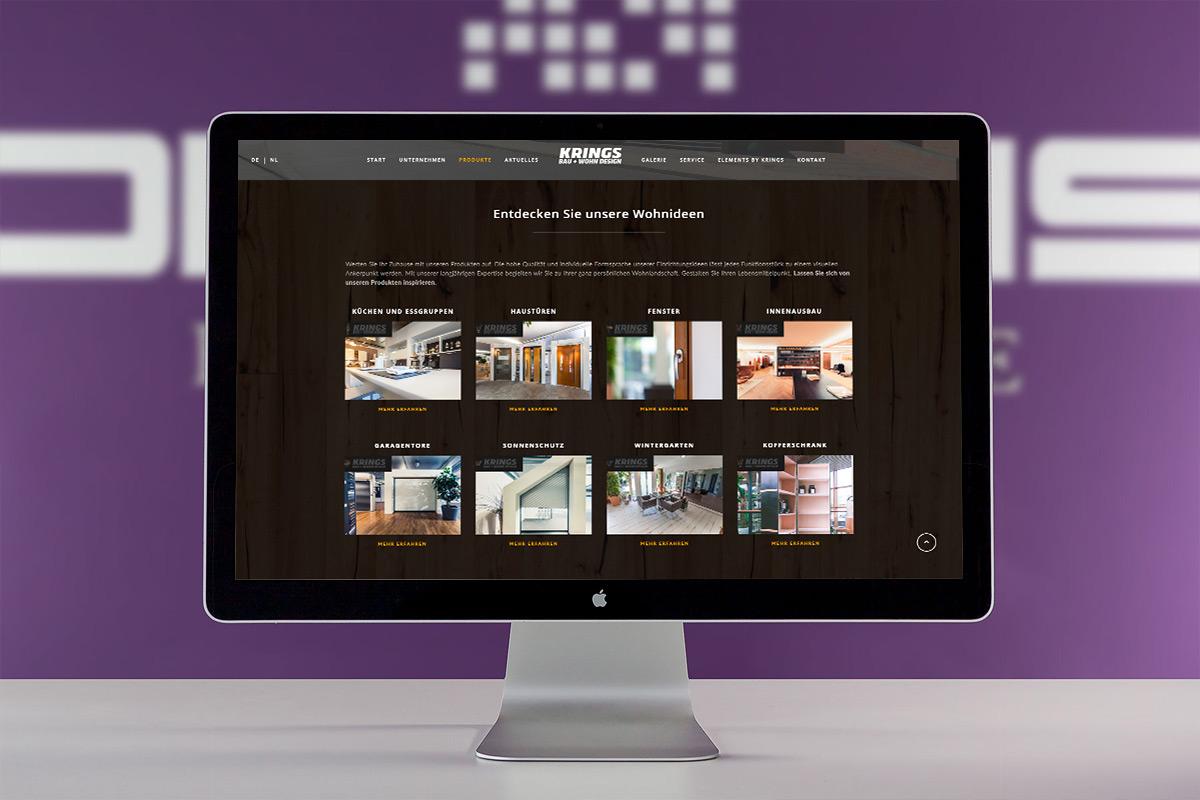 Ein gutdurchdachtes Webdesign lenkt Webseitenbesucher