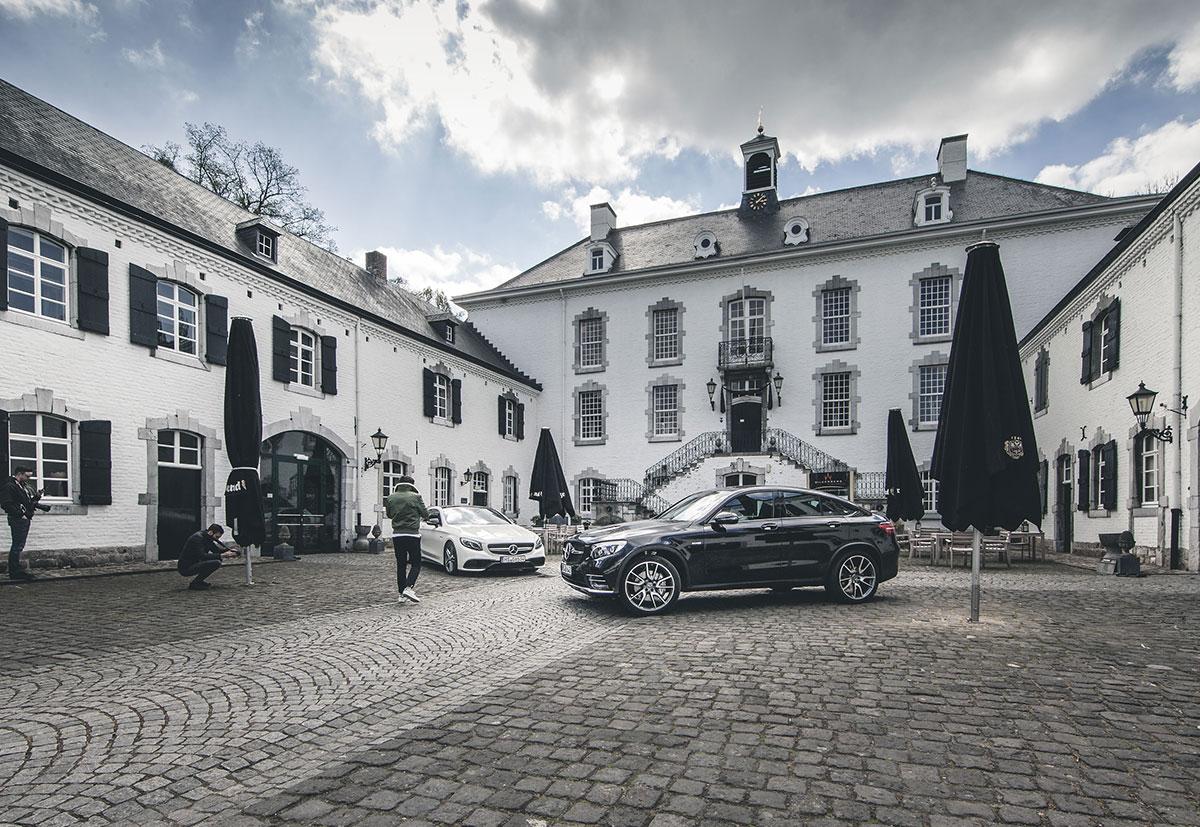 Eine Videoproduktion fuer Mercedes BAEHR aus Geilenkrichen