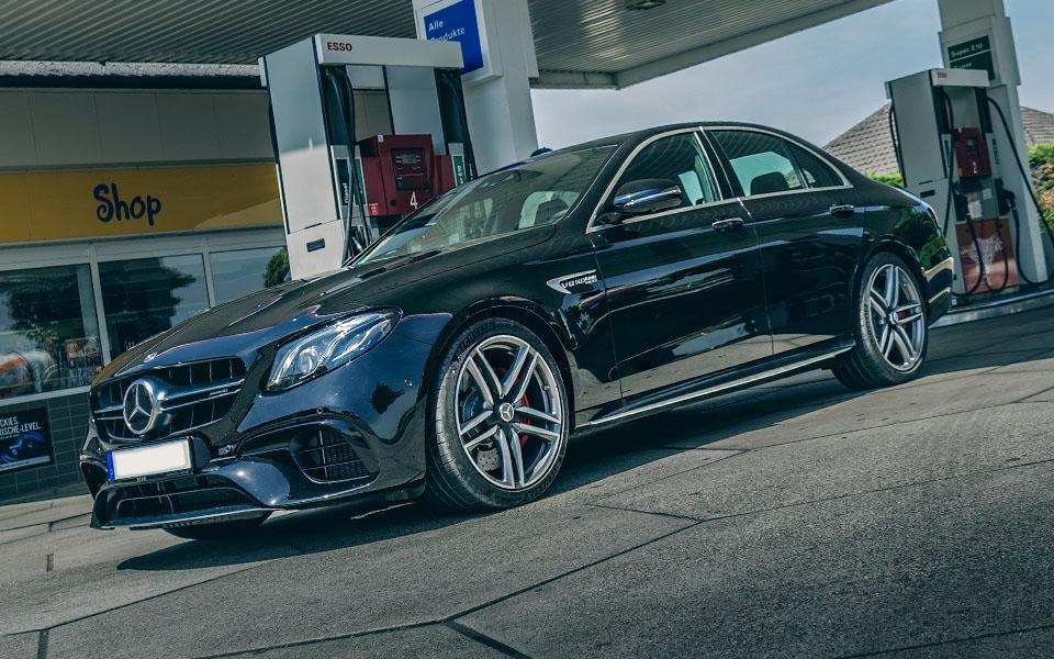 Mercedes-Benz AMG E63S