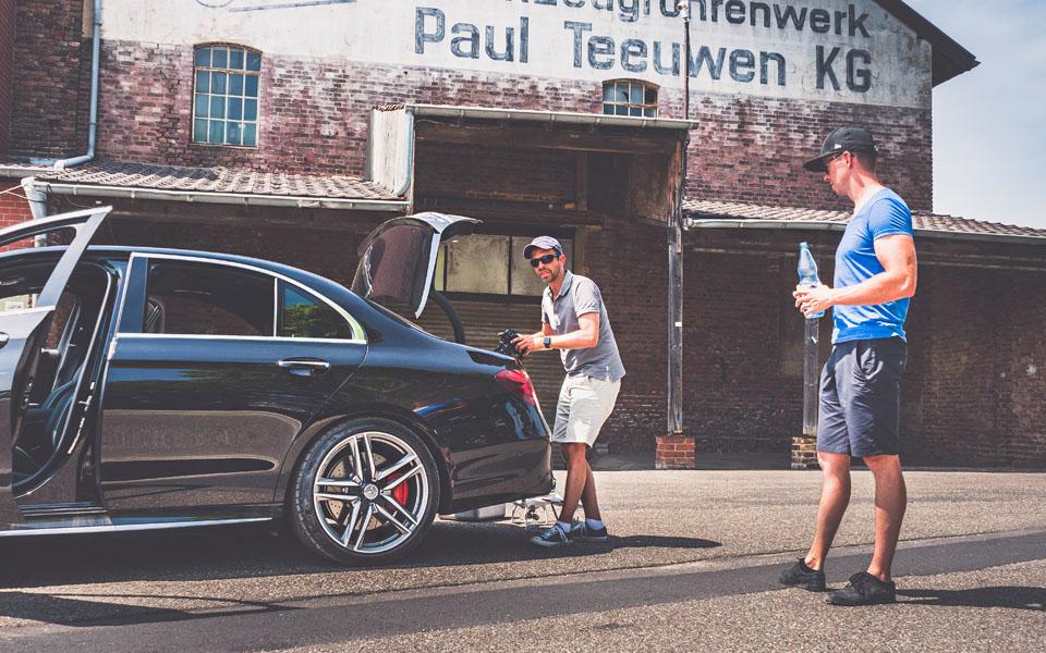 Fotogorafie Mercedes-Benz