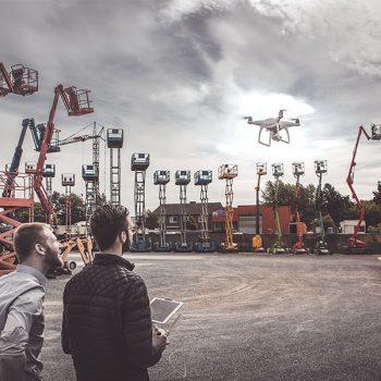 Drohnen Fototgrafie