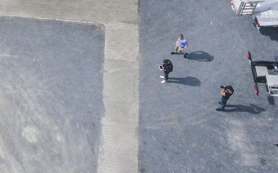 Drohnen Fotografie