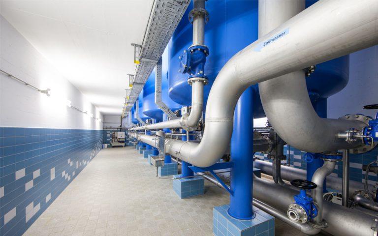 Fotografie Wasserwerk Gangelt GmbH