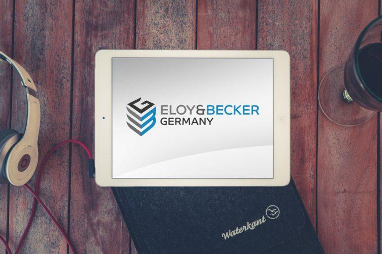 Logo Entwicklung ELOY&BECKER Germany