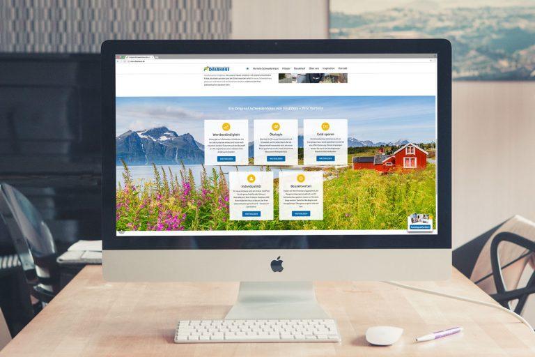Website Entwicklung Dalahaus.de