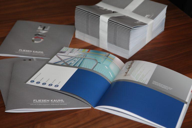Printmedien Fliesen Robert Kauhl GmbH