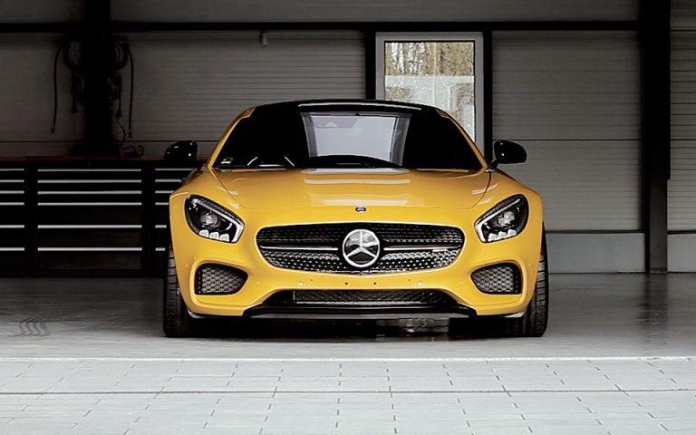 Mercedes-Benz AMG GTs