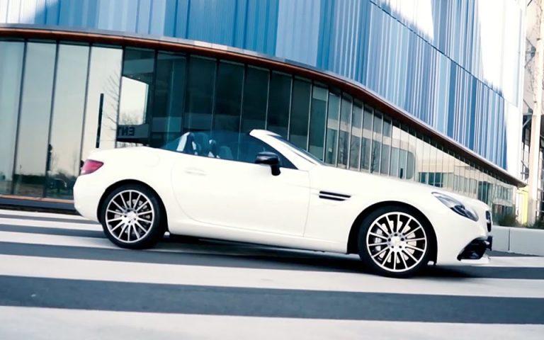Mercedes-Benz SLC 43
