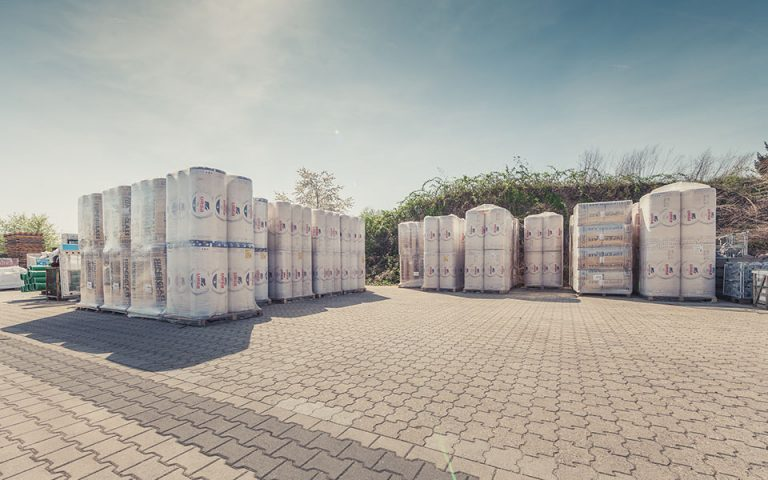 Fotografie Baustoffhandel Grobusch, Ratingen