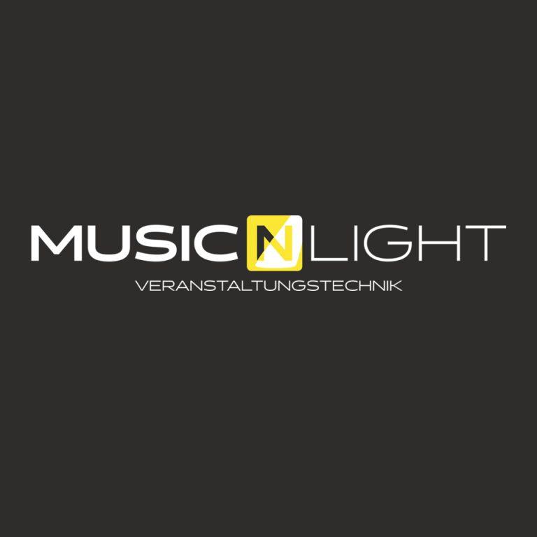 Corporate Design: Music' n Light