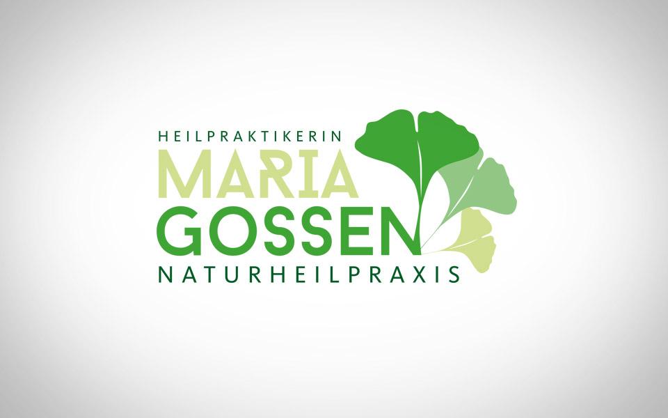 Logo Maria Gossen Naturheilpraxis