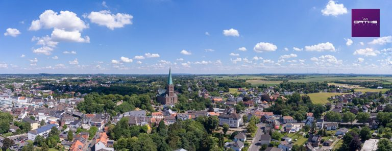 Fotografie Luftaufnahme