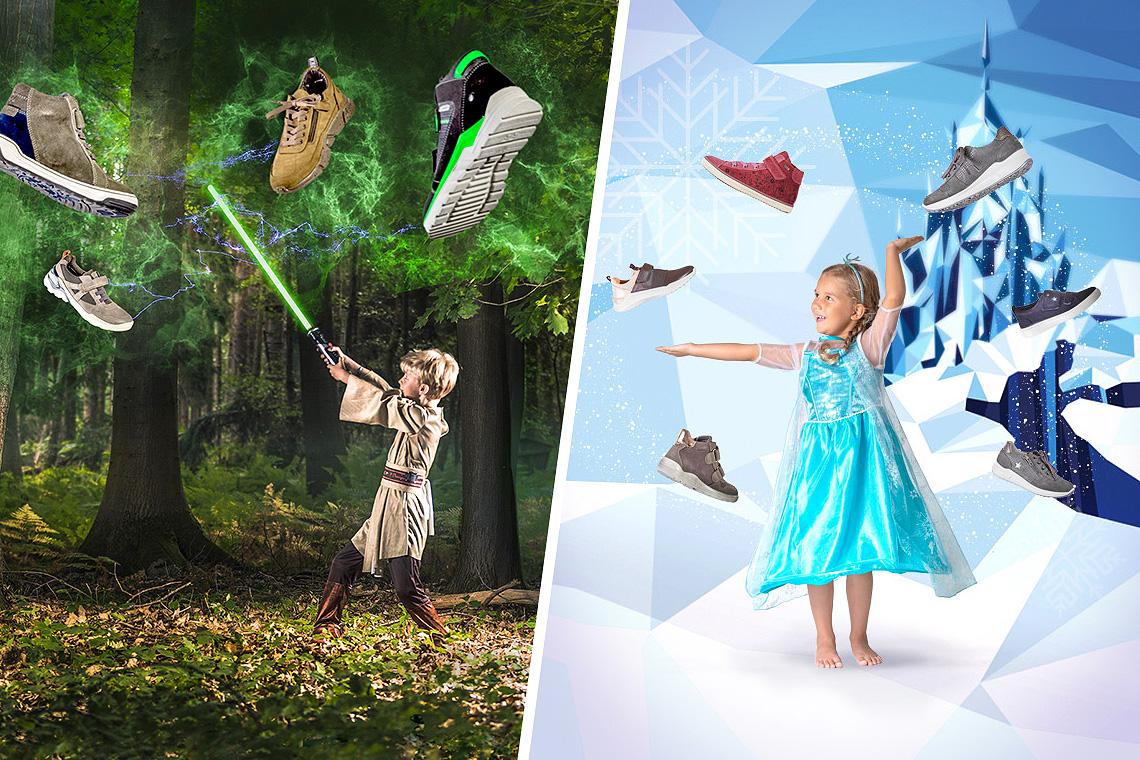 Jedi Und Prinzessin Neues Kinder Fotoshooting Orths Medien