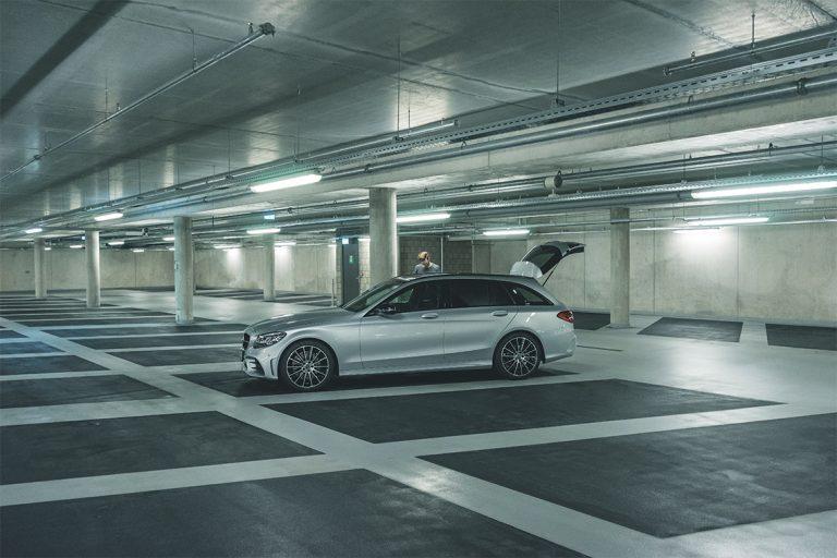 Videoproduktion Mercedes-Benz BÄHR T-Modell