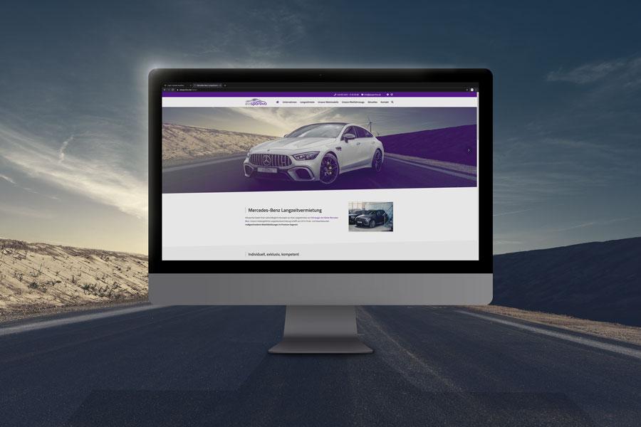 Website Entwicklung Aixsportivo