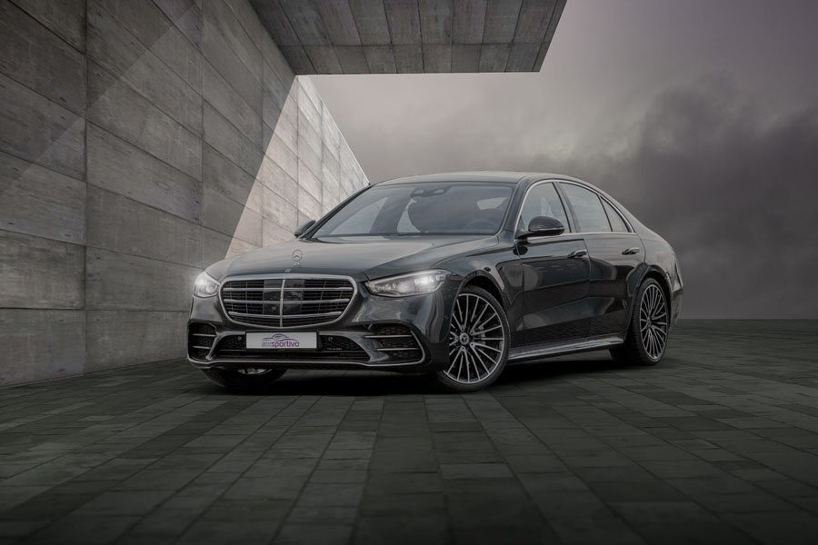 S-Klasse Mercedes-Benz