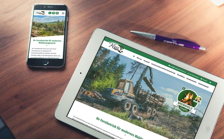 Macht auch auf mobilen Devices eine gute Figur (© Orths Medien GmbH)