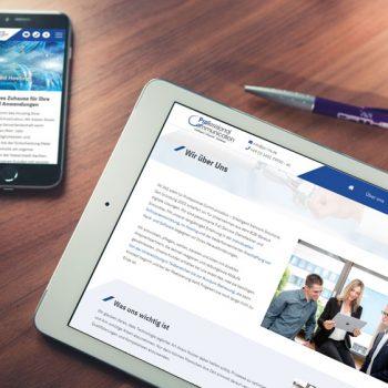 Zeitgemäßes Webdesign auf allen Endgeräten (© Orths Medien GmbH)