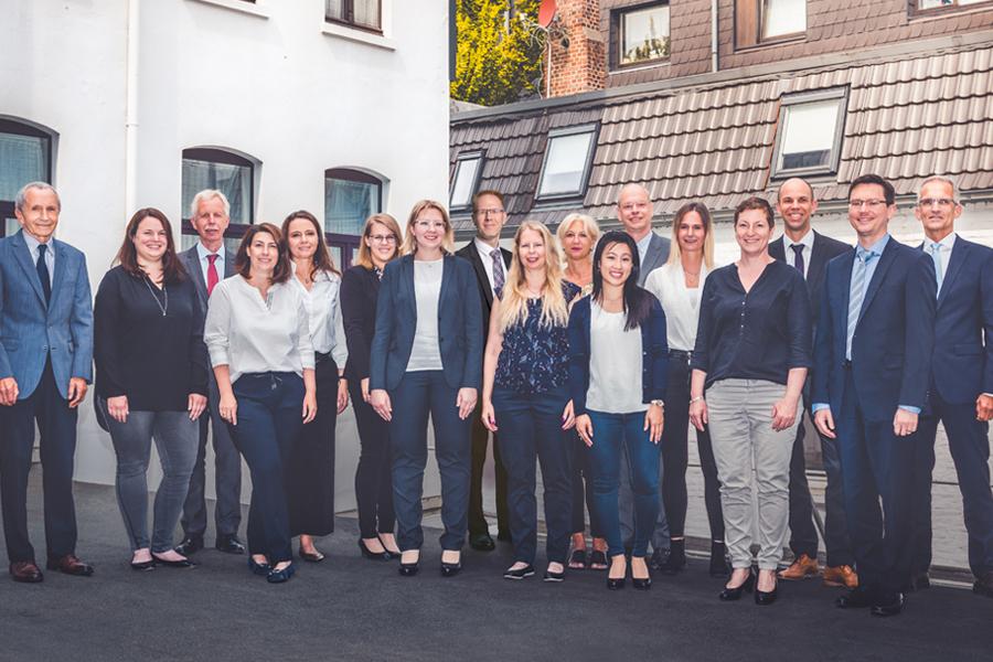 Das Team von SzW (© Orths Medien GmbH)