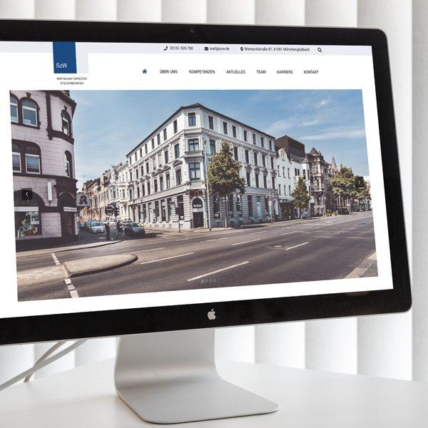 Die neue Website der Wirtschaftsprüfer und Steuerberater (© Orths Medien GmbH)