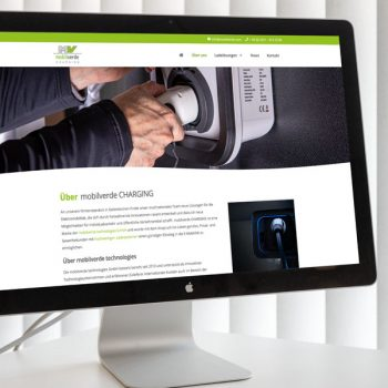 Die neue Website der Spezialisten für Ladelösungen (© Orths Medien GmbH)
